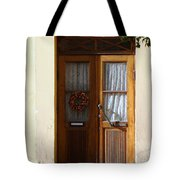 A Welcoming Door Tote Bag