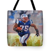 A Well Conditioned Athlete Tote Bag