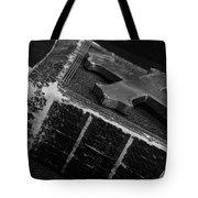A Well-worn Faith Bw Tote Bag