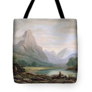 A Welsh Valley, 1819 Tote Bag