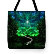 A Whimsical Forest Tote Bag