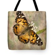 A Whisper Of Wings Tote Bag
