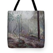 A Wickham Misty Morning Tote Bag
