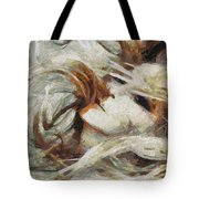 A Wild Dance Tote Bag