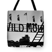 A Wild Ride Tote Bag