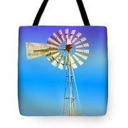 Famagusta Windmill Tote Bag