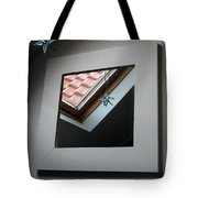A Window To Parallel World Tote Bag