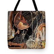 A Wink In Time Tote Bag