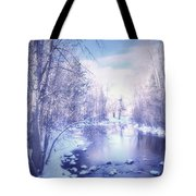 A Winter Reverie Tote Bag