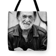 A Wise Tale  Tote Bag
