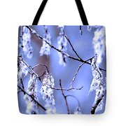 A Withered Branch Tote Bag by Tommytechno Sweden