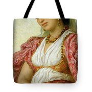 A Woman From Algiers Tote Bag