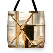 A Womans Work Is Neverdone Tote Bag