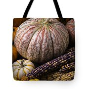 A Wonderful Autumn Harvest Tote Bag