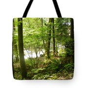 A Woodland Trail Tote Bag