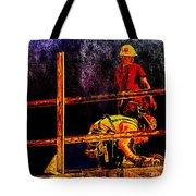 A Work Of Art  Tote Bag