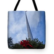 A Wreath For Our Heroes Tote Bag