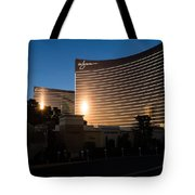 A Wynn And Encore Sunset Tote Bag