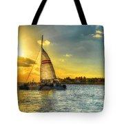 A Yacht Of Fun Tote Bag