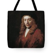 A Young Man Perhaps The Artist's Son Titus Tote Bag