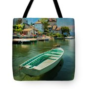 A Yvoire - France Tote Bag