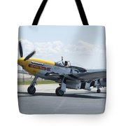 A7k Taxiing Tote Bag