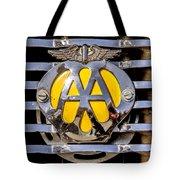 Aa Mu Emblem Tote Bag