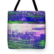 Aa3 1 Paint Textures Abstract Collage Tote Bag
