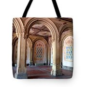 Architecture In Central Park Tote Bag