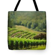 Abacela Vineyard Tote Bag