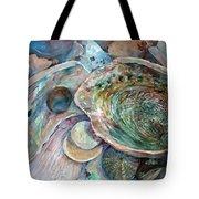 Abalone Grouping Tote Bag
