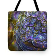 Abalone Shell 6 Tote Bag