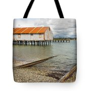 Abandoned Cannery Tote Bag