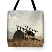 Abandoned Cart Tote Bag