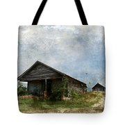 Abandoned Farm Home - Kansas Tote Bag