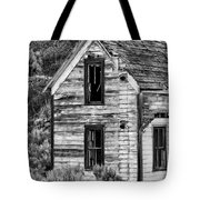 Abandoned Farmhouse - Alstown - Washington - May 2013 Tote Bag