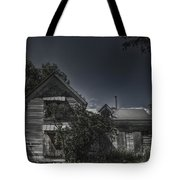 Abandoned Farmhouse Tote Bag