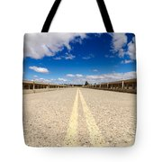 Abandoned Highway Tote Bag