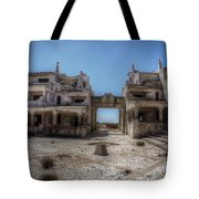 Abandoned Holidays Tote Bag