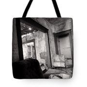 Abandoned Homestead Series Decay 2 Tote Bag