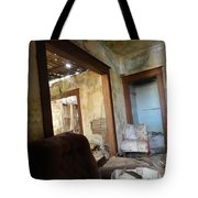 Abandoned Homestead Series Decay Tote Bag