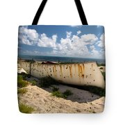 Abandoned In Grand Turk Tote Bag