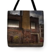 Abandoned In Hdr 2 Tote Bag
