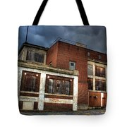 Abandoned In Hdr Tote Bag