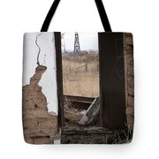 Abandoned In Texas Tote Bag