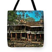 Abandoned Mansion Tote Bag