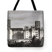 Abandoned Mills Tote Bag
