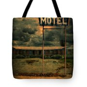 Abandoned Motel Tote Bag