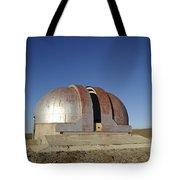 Abandoned Observatory Tote Bag