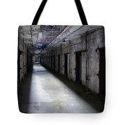 Abandoned Prison Tote Bag